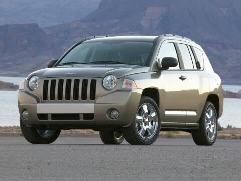 2008 Jeep Compass for sale at Sundance Chevrolet in Grand Ledge MI