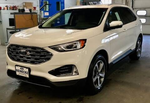 2020 Ford Edge for sale at Reinecke Motor Co in Schuyler NE