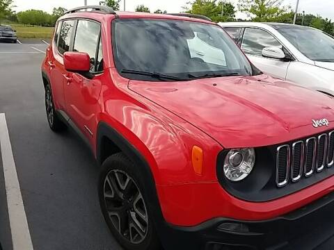 2018 Jeep Renegade for sale at Southern Auto Solutions - Lou Sobh Kia in Marietta GA