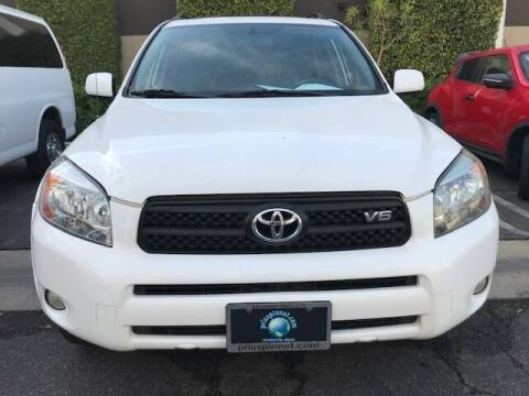 2006 Toyota RAV4 for sale at PRIUS PLANET in Laguna Hills CA