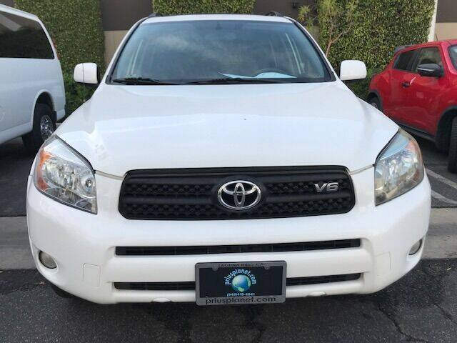 2006 Toyota RAV4 for sale at PRIUS PLANET in Laguna Hills CA