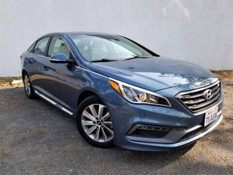 2017 Hyundai Sonata for sale at Planet Cars in Berkeley CA