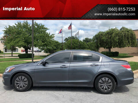2011 Honda Accord for sale at Imperial Auto of Marshall in Marshall MO