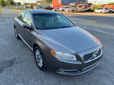 2010 Volvo S80 for sale at WMS AUTO SALES in Jefferson LA