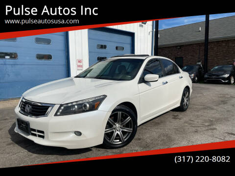2008 Honda Accord for sale at Pulse Autos Inc in Indianapolis IN