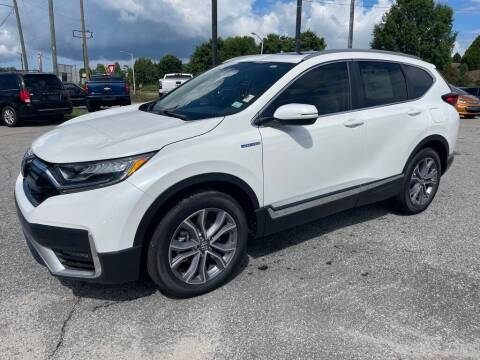 2020 Honda CR-V Hybrid for sale at Modern Automotive in Boiling Springs SC