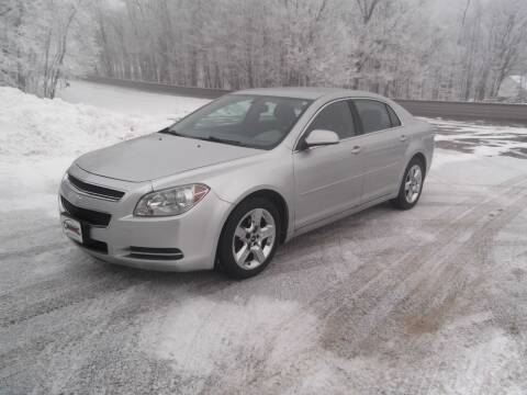 2010 Chevrolet Malibu for sale at Clucker's Auto in Westby WI