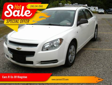 2008 Chevrolet Malibu for sale at Cars R Us Of Kingston in Kingston NH
