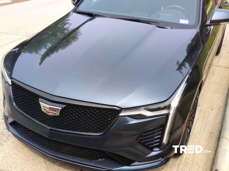 2020 Cadillac CT4 for sale in Dallas, TX