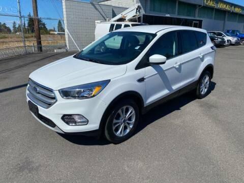 2017 Ford Escape for sale at TacomaAutoLoans.com in Tacoma WA