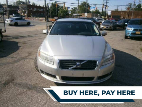 2009 Volvo S80 for sale at WESTSIDE AUTOMART INC in Cleveland OH