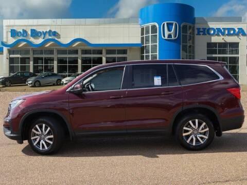 2020 Honda Pilot for sale at BOB BOYTE HONDA in Brandon MS