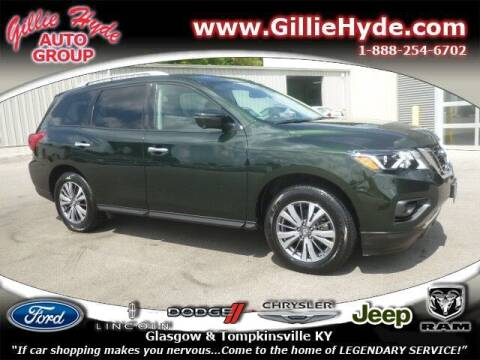 2019 Nissan Pathfinder for sale at Gillie Hyde Auto Group in Glasgow KY