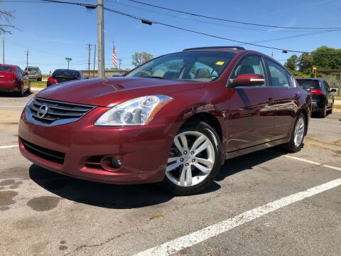 2010 Nissan Altima for sale at Atlas Auto Sales in Smyrna GA