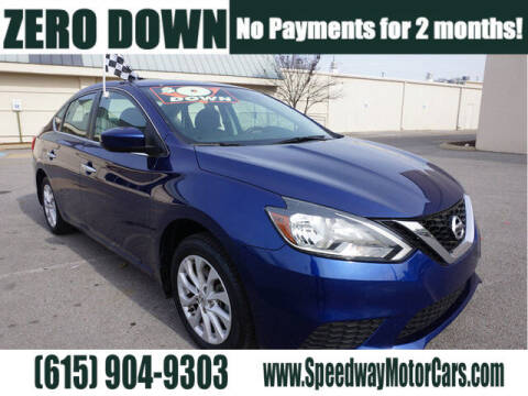 2019 Nissan Sentra for sale at Speedway Motors in Murfreesboro TN