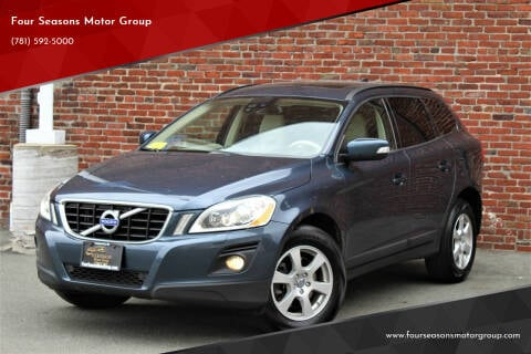 2010 Volvo XC60 for sale at Four Seasons Motor Group in Swampscott MA