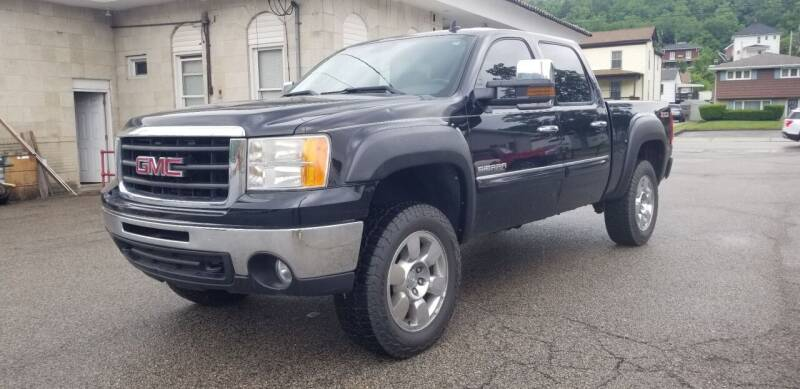 2011 GMC Sierra 1500 for sale at Steel River Auto in Bridgeport OH