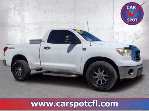 2008 Toyota Tundra for sale at Car Spot Of Central Florida in Melbourne FL
