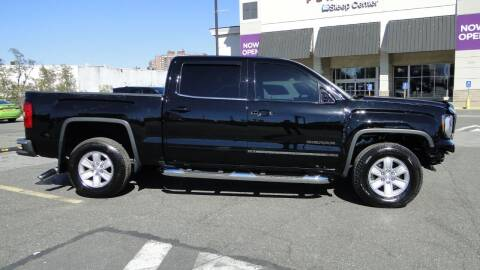 2018 GMC Sierra 1500 for sale at AFFORDABLE MOTORS OF BROOKLYN - Inventory in Brooklyn NY