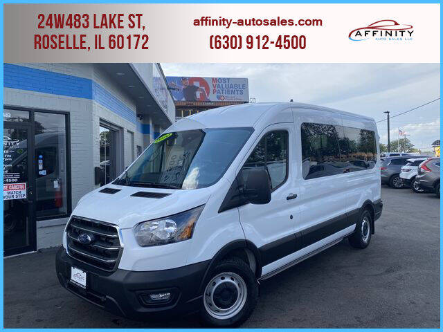 2020 Ford Transit Passenger for sale in Roselle, IL