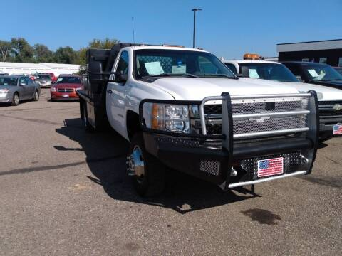 2012 Chevrolet Silverado 3500HD for sale at L & J Motors in Mandan ND