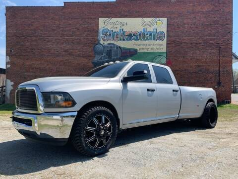 2016 RAM Ram Pickup 3500 for sale at Priority One Auto Sales in Stokesdale NC