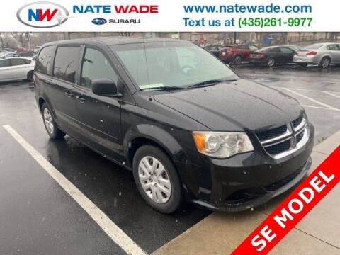 2013 Dodge Grand Caravan for sale at NATE WADE SUBARU in Salt Lake City UT