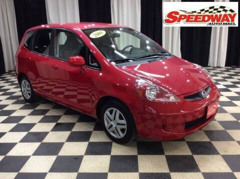 2008 Honda Fit for sale at SPEEDWAY AUTO MALL INC in Machesney Park IL