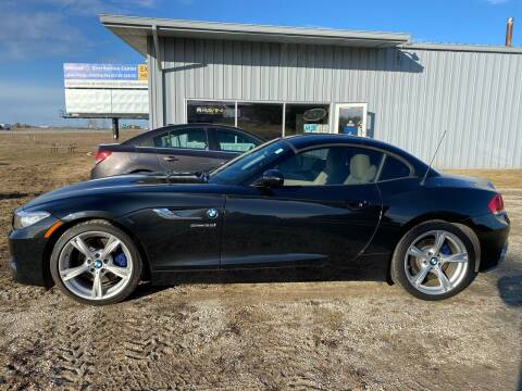 2015 BMW Z4 for sale at Sam Buys in Beaver Dam WI