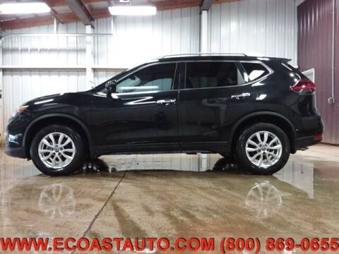 2018 Nissan Rogue for sale at East Coast Auto Source Inc. in Bedford VA