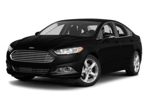 2014 Ford Fusion for sale at USA Auto Inc in Mesa AZ