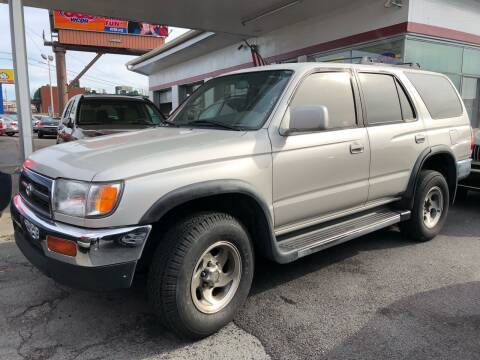 1998 Toyota 4Runner for sale at All American Autos in Kingsport TN