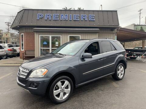 2011 Mercedes-Benz M-Class for sale at Premiere Auto Sales in Washington PA