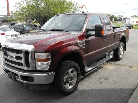 2010 Ford F-350 Super Duty for sale at Merrimack Motors in Lawrence MA