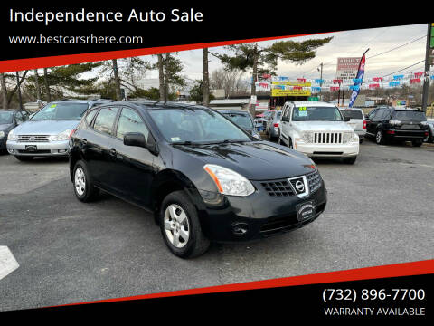 2009 Nissan Rogue for sale at Independence Auto Sale in Bordentown NJ