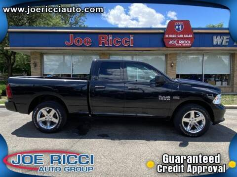 2018 RAM Ram Pickup 1500 for sale at JOE RICCI AUTOMOTIVE in Clinton Township MI