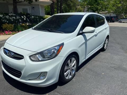 2012 Hyundai Accent for sale at PRESTIGE AUTO SALES GROUP INC in Stevenson Ranch CA