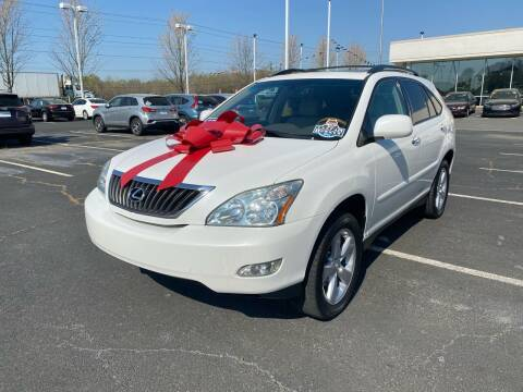 2008 Lexus RX 350 for sale at Charlotte Auto Group, Inc in Monroe NC