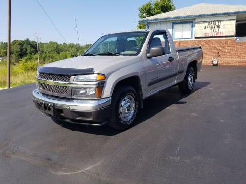 2004 Chevrolet Colorado for sale at Country Auto Sales in Boardman OH