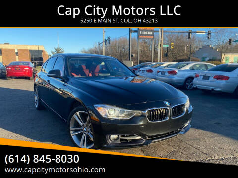 2014 BMW 3 Series for sale at Cap City Motors LLC in Columbus OH