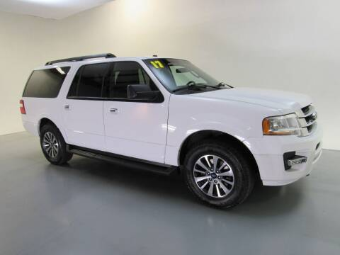 2017 Ford Expedition EL for sale at Salinausedcars.com in Salina KS