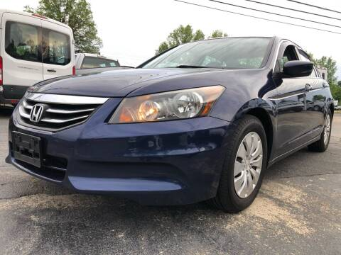 2012 Honda Accord for sale at Capital Motors in Raleigh NC