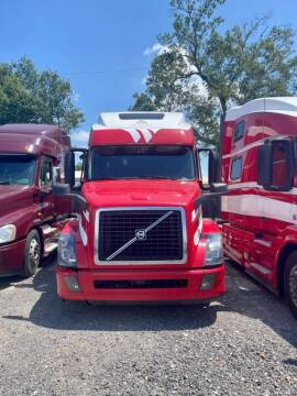 2016 Volvo VNL for sale at JAG TRUCK SALES in Houston TX