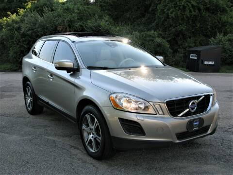2012 Volvo XC60 for sale at The Car Vault in Holliston MA