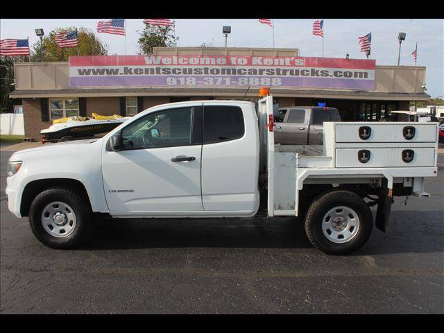 2016 Chevrolet Colorado for sale at Kents Custom Cars and Trucks in Collinsville OK