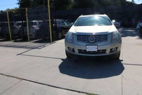 2013 Cadillac SRX for sale at F & M AUTO SALES in Detroit MI