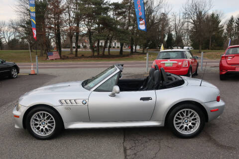 2001 BMW Z3 for sale at GEG Automotive in Gilbertsville PA