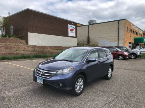 2012 Honda CR-V for sale at Family Auto Sales in Maplewood MN