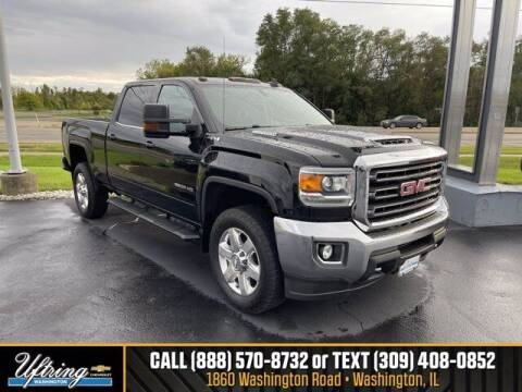 2019 GMC Sierra 2500HD for sale at Gary Uftring's Used Car Outlet in Washington IL