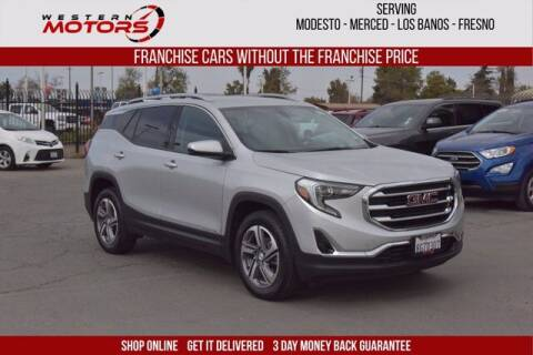 2019 GMC Terrain for sale at Choice Motors in Merced CA